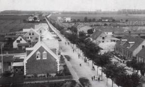 Historie om Teglgården