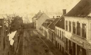 Historie om Brogården