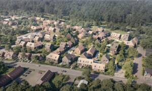 100 almene boliger på vej i Schillerkvarteret